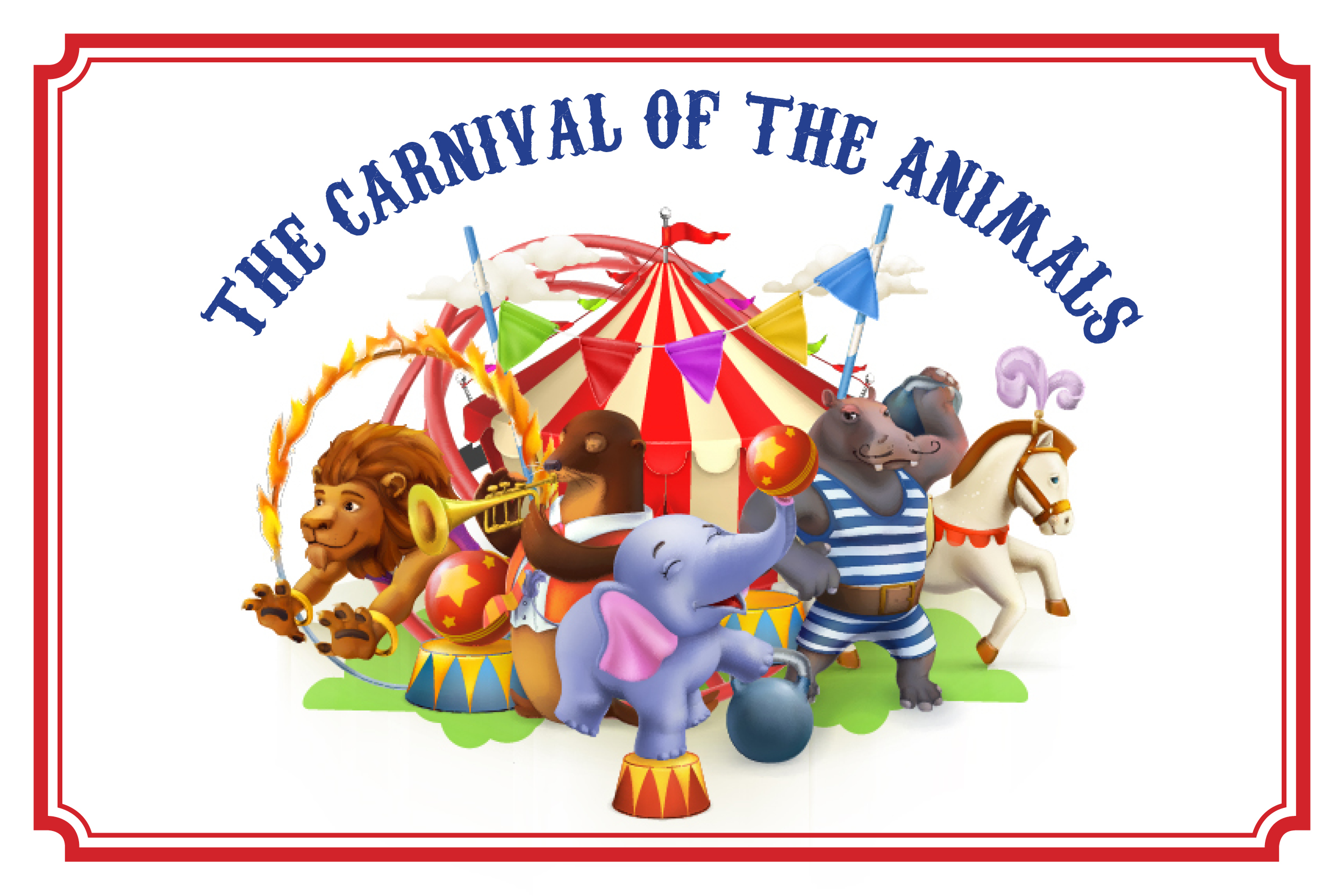 The Carnival of the Animals   Chamber Music Society of